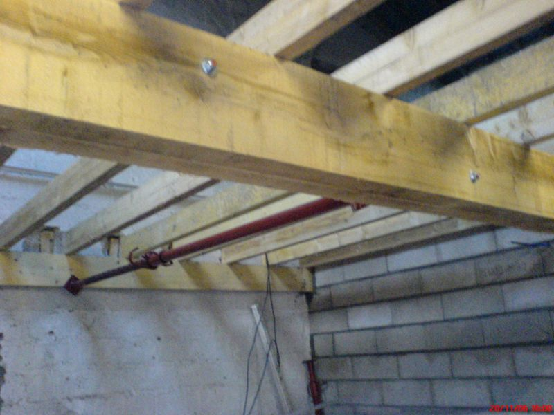 plancher et modification de charpente at sccy. Black Bedroom Furniture Sets. Home Design Ideas